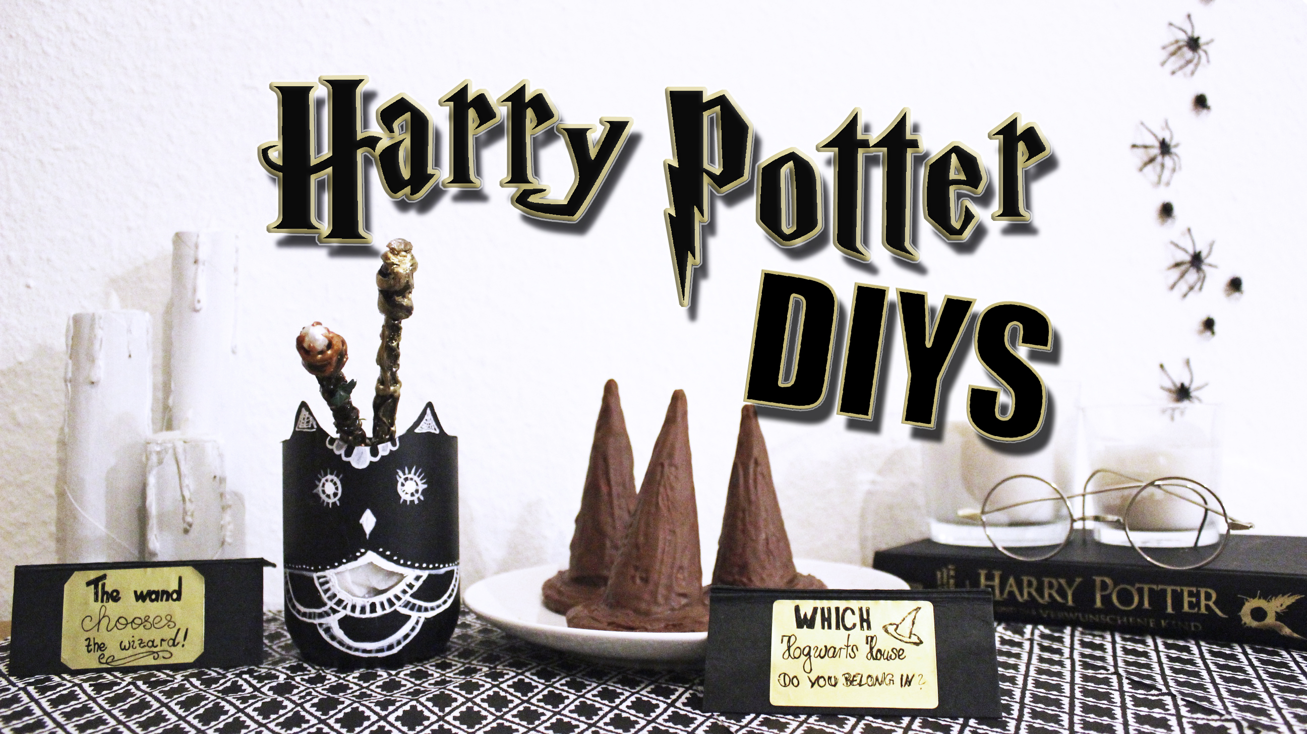 harry potter diys