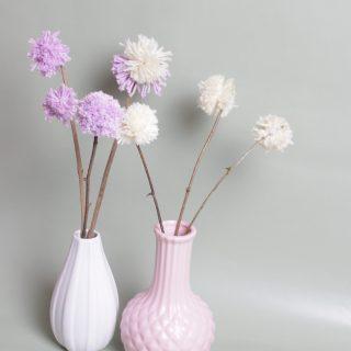 DIY Blumen basteln